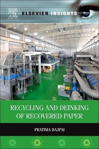 9780128103142: Recycling and Deinking of Recovered Paper