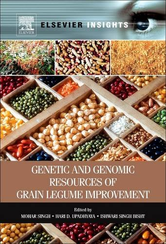 9780128103234: Genetic and Genomic Resources of Grain Legume Improvement