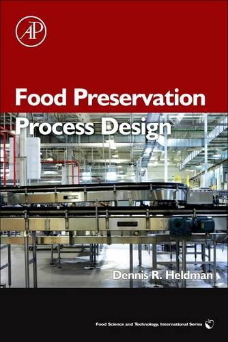9780128103791: Food Preservation Process Design (Food Science and Technology)