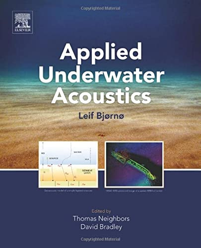 9780128112403: Applied Underwater Acoustics: Leif Bjørnø
