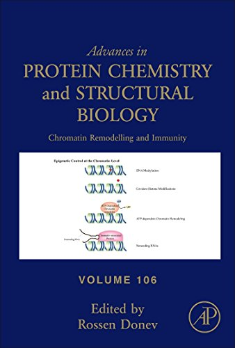 Chromatin Remodelling and Immunity, Volume 106 (Advances in Protein Chemistry and Structural ...