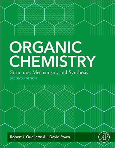 9780128128381: Organic Chemistry, Second Edition: Structure, Mechanism, Synthesis