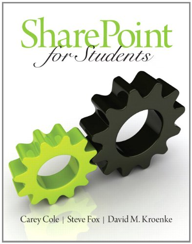 9780130000095: SharePoint for Students