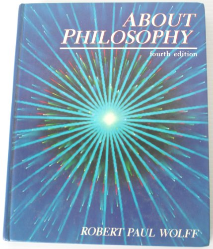 9780130004314: About Philosophy