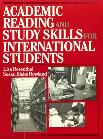 9780130005632: Academic Reading and Study Skills for International Students