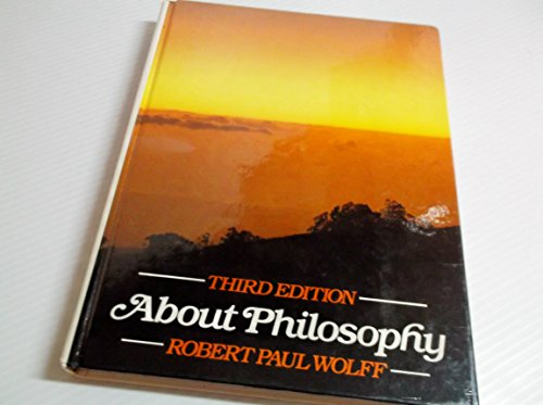 9780130007612: About philosophy