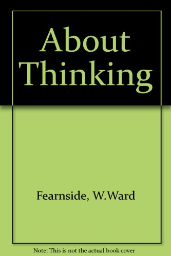9780130008442: About Thinking