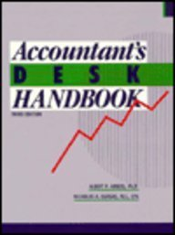 9780130018779: Accountant's Desk Handbook