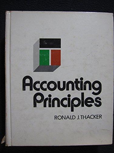 9780130025845: Accounting Principles