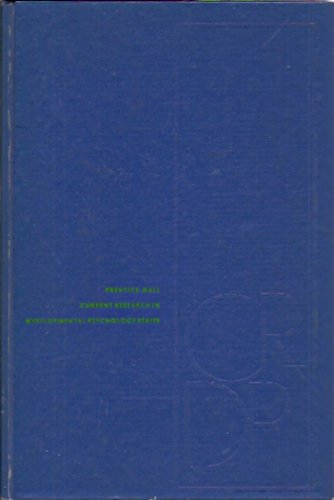 9780130030870: The acquisition and development of language (Prentice-Hall current research in developmental psychology series)
