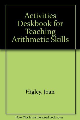 9780130035172: Activities Deskbook for Teaching Arithmetic Skills