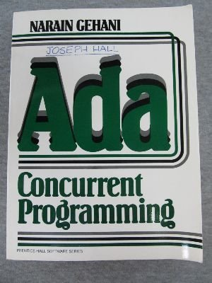 9780130040114: Ada: Concurrent Programming (Prentice-Hall software series)