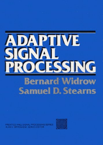 9780130040299: Adaptive Signal Processing (Prentice-Hall Signal Processing Series)
