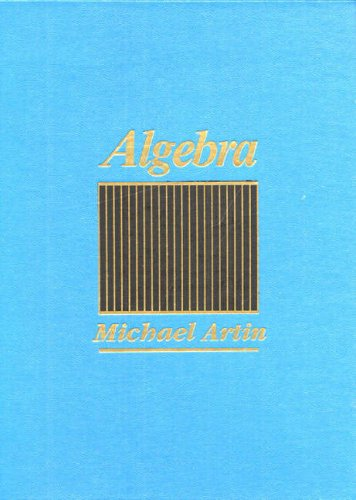 9780130047632: Algebra [1st Edition]