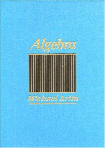 9780130047632: Algebra