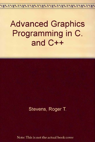 9780130054975: Advanced Graphics Programming in C. and C++