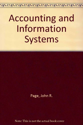9780130060402: Accounting and Information Systems