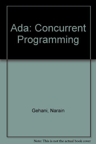 9780130060655: Ada: Concurrent Programming