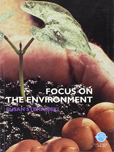9780130070975: Focus On The Environment: ABC News ESL Video Library