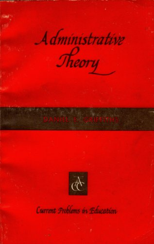 9780130074355: Administrative Theory