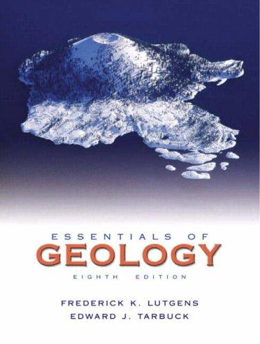 9780130081575: Essentials of Geology