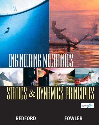 9780130082091: Engineering Mechanics-Statics and Dynamics Principles (3rd Edition)