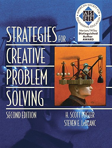 9780130082794: Strategies for Creative Problem Solving