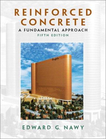 9780130083944: Reinforced Concrete: A Fundamental Approach