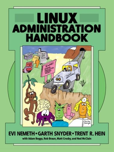 9780130084668: Linux Administration Handbook