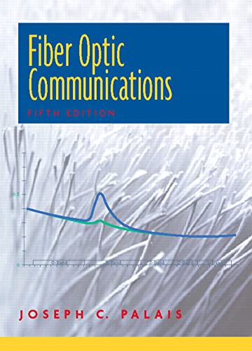 9780130085108: Fiber Optic Communications