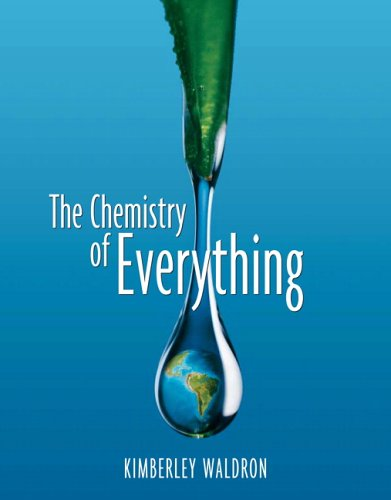 The Chemistry of Everything: Kimberley Waldron