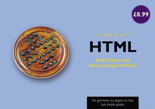9780130088437: A Simple Guide to Html (Simple Guides)