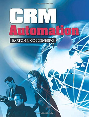 9780130088512: CRM Automation