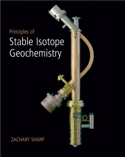 9780130091390: Principles of Stable Isotope Geochemistry