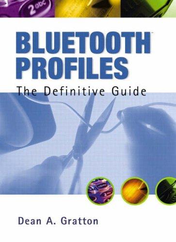 9780130092212: Bluetooth Profiles