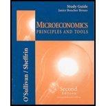 9780130093103: Economics: Principles and Tools Study Guide
