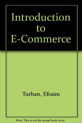 9780130094063: Introduction to E-commerce