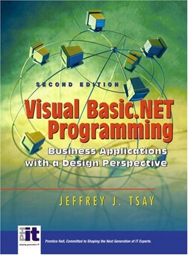 9780130094216: Visual Basic.NET Programming (2nd Edition)