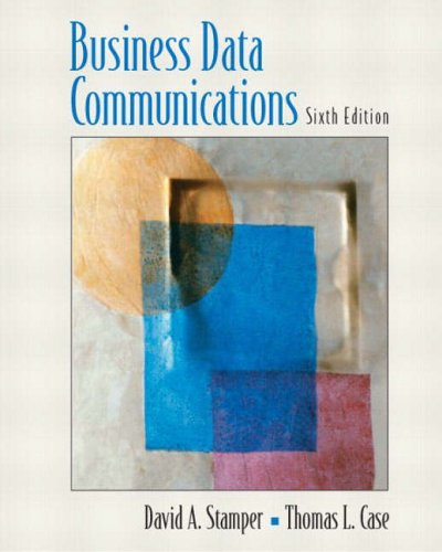 9780130094285: Business Data Communications
