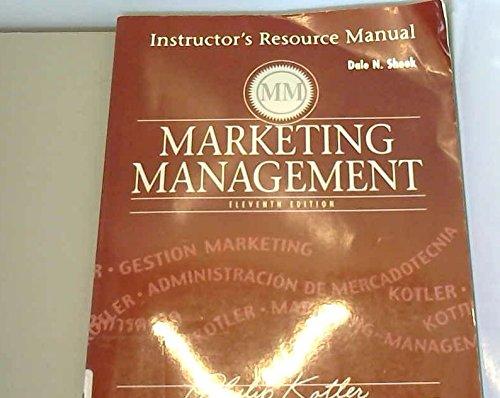 9780130094377: Instructors Resource Manual