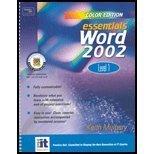 9780130094780: Essentials: Excel 2002 Level 1 (Color Edition)