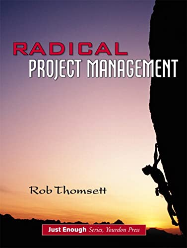 9780130094865: Radical Project Management