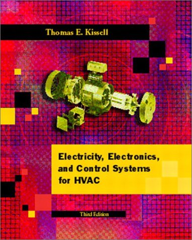 9780130096623: Electricity, Electronics, and Control Systems for HVAC
