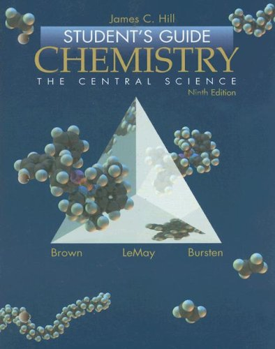 9780130097958: Chemistry: The Central Science