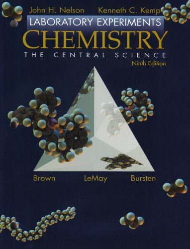 9780130097972: Laboratory Experiments (9th Edition)