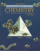 9780130097989: Chemistry the Central Science: Solutions To Exercises