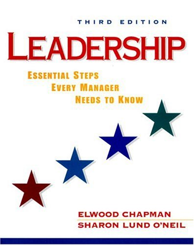 9780130100191: Leadership: Essential Steps Every Manager Needs to Know (NetEffect Series) (3rd Edition)