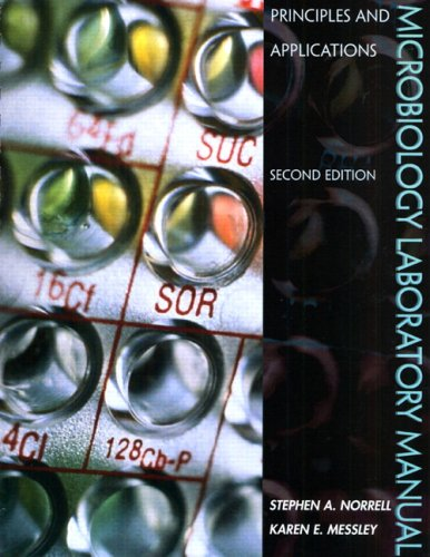 9780130100290: Microbiology Lab Manual: (2nd Edition)