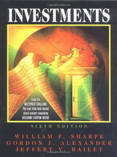 9780130101303: Investments, 6th Ed.