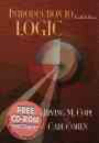 9780130102027: Introduction to Logic: 10/08/199 (500 Tips)